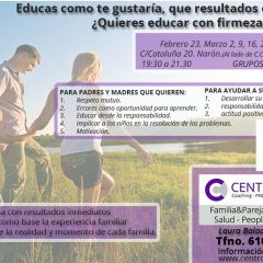 Disciplina Positica, Centro Cune, Laura Balado, coaching familiar, educación, padres, madre, padre, familias