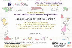 Cabanas, PAI As Viñas. Educación y Crianza consciente desde la Disciplina Positiva y E. Emocional. @ PAI As Viñas | Oleiros | Galicia | España
