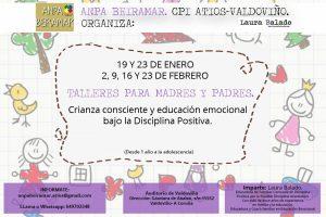 Valdoviño ( A Coruña). Educación y Crianza consciente desde la Disciplina Positiva y E. Emocional. @ Oleiros | Galicia | España