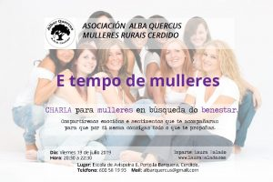 Cerdido. E Tempo de Mulleres. @ Escola de Avispeira 6 | Oleiros | Galicia | España
